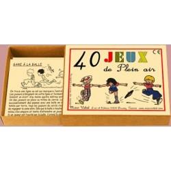 40 jeux de Plein Air, Marc Vidal