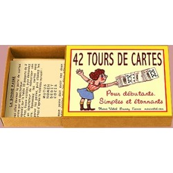 42 tours de cartes, Marc Vidal