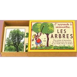 J'apprends à reconnaitre les arbres de chez Marc Vidal