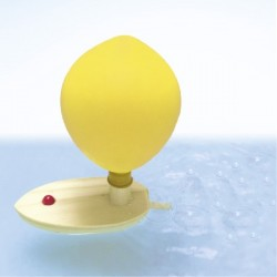 Bateau ballon, Goki