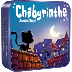 Chabyrinthe, Cocktail Games