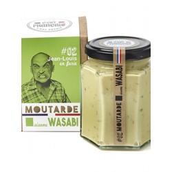 Moutarde Wasabi, Sésame,...