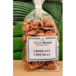 Gâteau Croquant chocolat Vincent Besnard