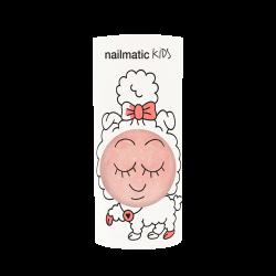 Vernis pour enfants Peachy paillettes à base d'eau de chez Nailmatic