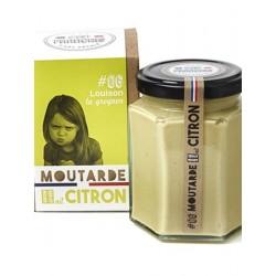 Moutarde Ail et Citron,...