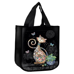 Sac cabas Chat Jewels, Kiub