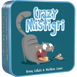 Crazy Mistigri, Coctail Games