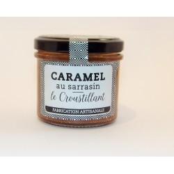 Caramel au Sarrasin, Le Croustillant, Mademoiselle Breizh