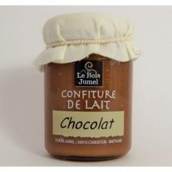 Confiture de Lait et Chocolat , Le Bois Jumel