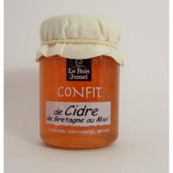 Confit de Cidre de Bretagne, Le Bois Jumel