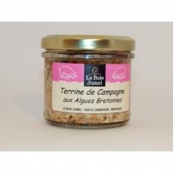 Terrine de Campagne aux Algues Bretonnes, Le Bois Jumel