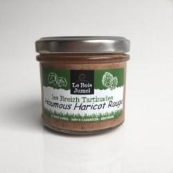 Houmous Haricot Rouge Bio,...