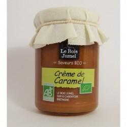 Crème de Caramel au Beurre Salé de Guérande BIO, Le Bois Jumel